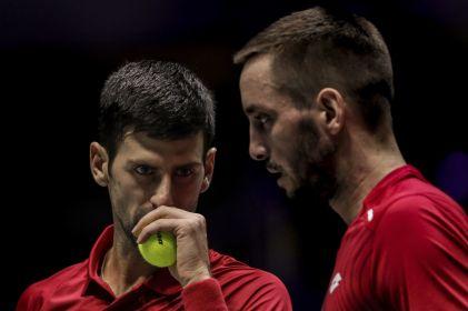 Rusia tumba a la Serbia de Novak Djokovic