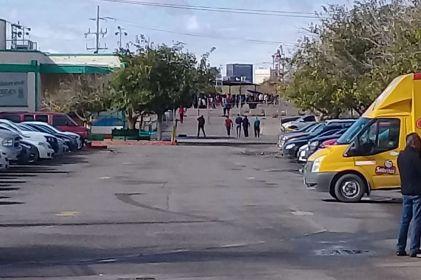 Alertan por amenaza de bomba en Cobach de El Chamizal