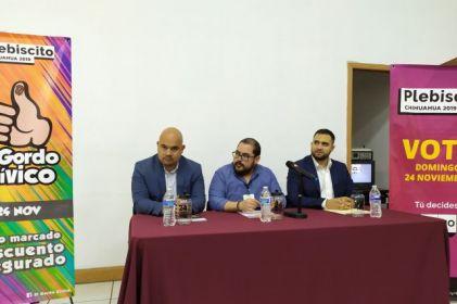 Negocios ofrecen descuentos al votar en el plebiscito