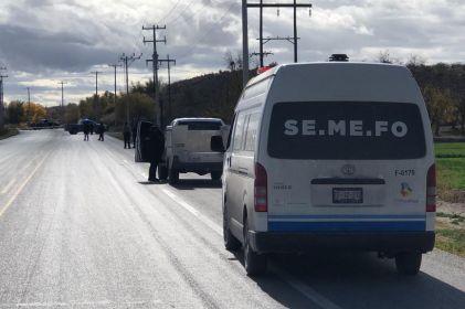 Hallan cuerpo desmembrado en el Valle de Juárez