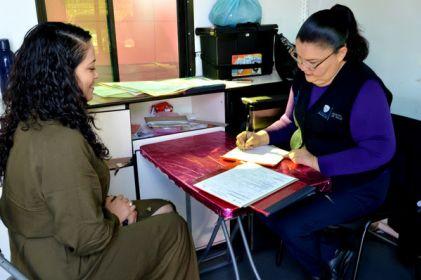 Benefician a mujeres trabajadoras con Papanicolaou gratuito