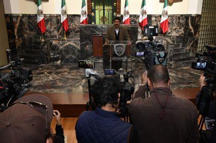 Realizará Ciuhuahua en CDMX foro sobre federalismo fiscal