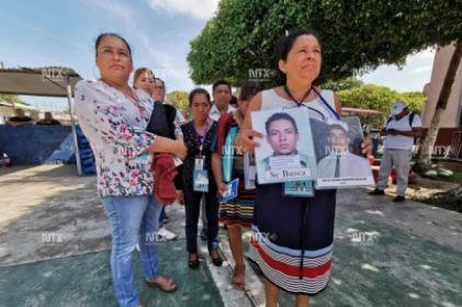 Continúa caravana de Madres Centroamericanas su recorrido