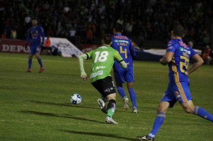 #ColorBravo El FC Juárez sufre su última derrota ante los Tigres 2-1