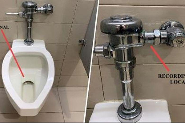Descubre hombre cámara oculta en baño de su oficina ...