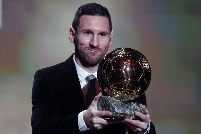 Logra Messi sexto Balón de Oro