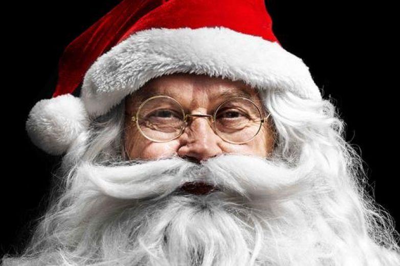Llega Santa Claus a Zoo de El Paso