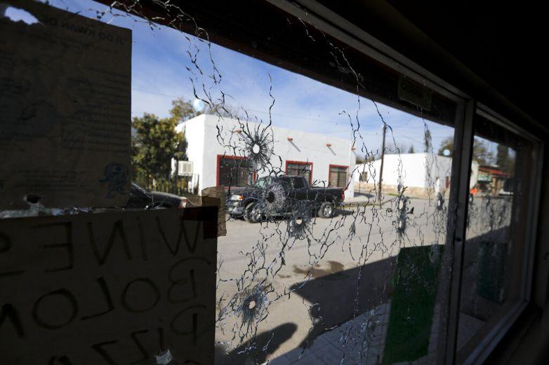 Suman 23 muertos tras masacre en Villa Unión