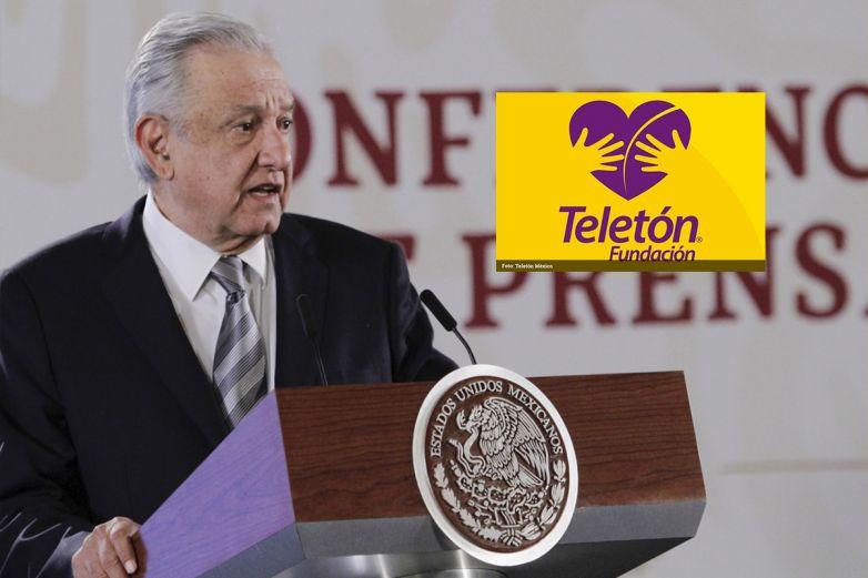 Aplauden en Yucatán que AMLO analice acuerdo con Teletón