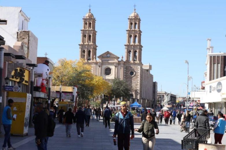 Ingresa frente frío 19 a Juárez