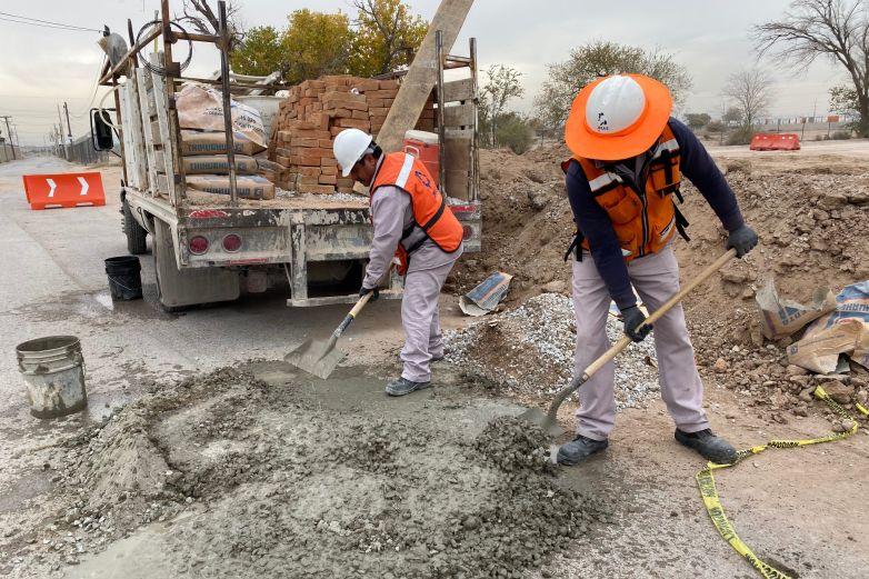 Cerrará JMAS el camino Ortíz Rubio en enero
