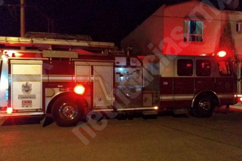 Fuga de gas moviliza a bomberos en Rincón de San Andrés