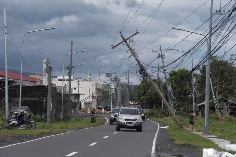 Tifón Kammuri dejó 13 muertos y 400 mildesplazados: ONU