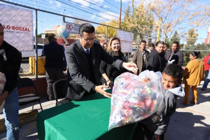 Entregará Municipio 25 mil bolos navideños