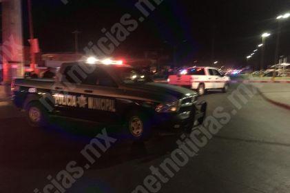 Atacan a municipales en la Santiago Troncoso; hieren a comandante