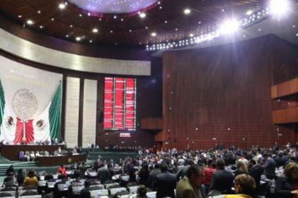 Rechazan diputados recorte de presupuesto a partidos