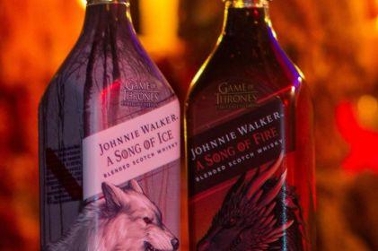 Johnnie Walker saca botellas inspiradas en Game Of Thrones