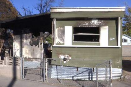 Incendio devora su hogar y quedan desamparados