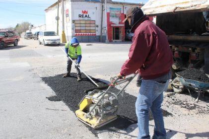 Invertirá Juárez 53 mdp en bacheo de calles