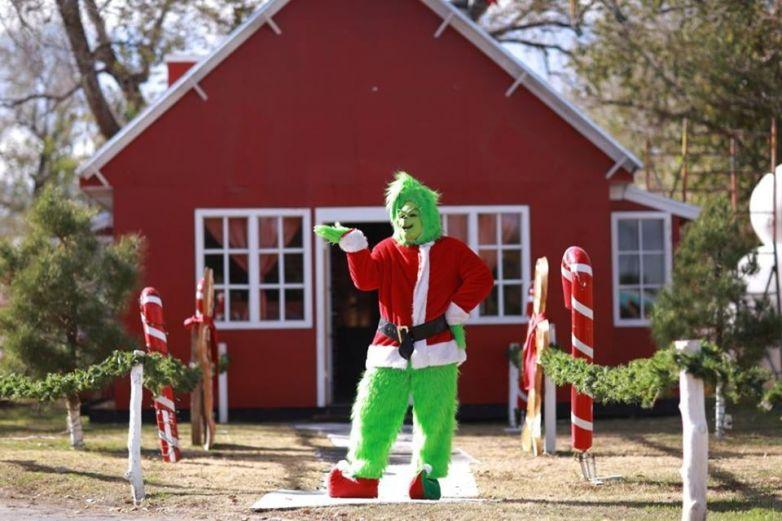 'Arruinará' Grinch la Navidad en el Paseo Navideño