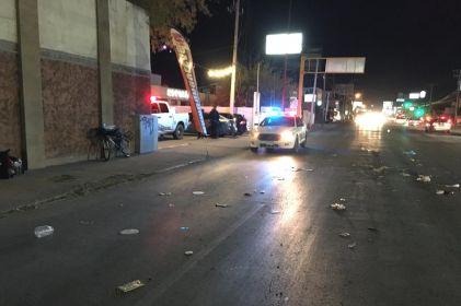 Atropellan a ciclista en avenida De la Raza