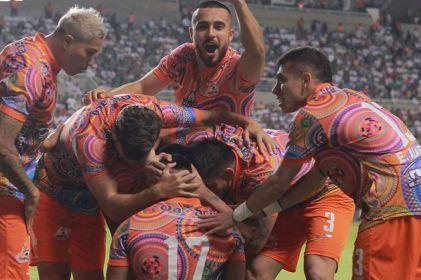 Alebrijes gana su segundo título en el Ascenso MX del futbol mexicano