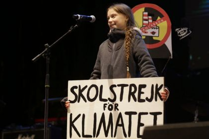 Activistas exigen acciones concretas contra cambio climático