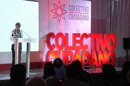 Presentan Colectivo Ciudadano en Chihuahua