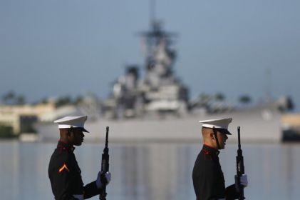 Conmemoran ataque a Pearl Harbor