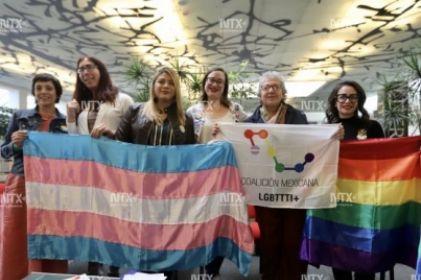 Concentra México 32% de los crímenes contra comunidad LGBTI