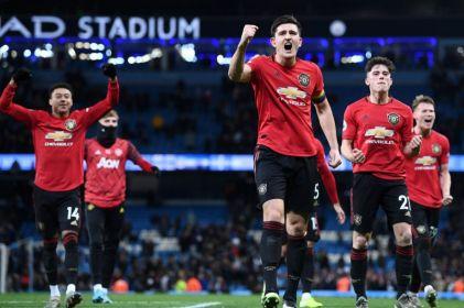 ¡Se lo llevan los rojos! City cae ante el United en el derby