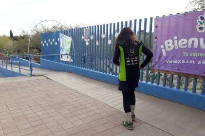 Forest Gump de Juárez corre 24 horas por los tarahumaras