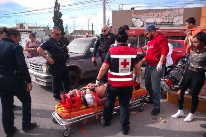 Atropellan a motociclistas en Villa del Real