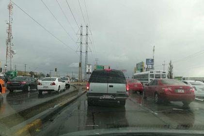 Fallan semáforos en Mitla y Las Torres