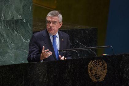 Exhorta ONU a tregua olímpica durante Tokio 2020