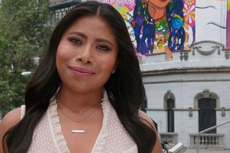 Yalitza Aparicio promotora de derechos de trabajadoras del hogar