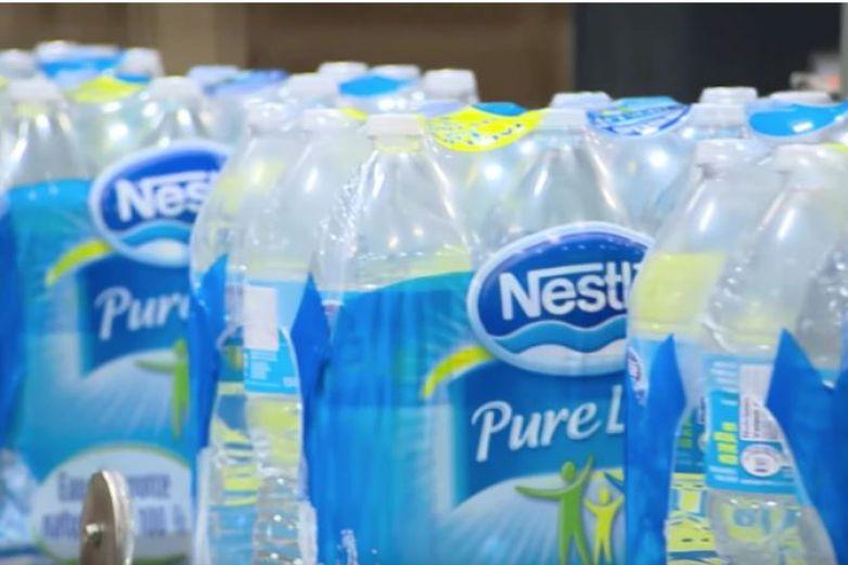 Lanzarán agua mineral con cafeína al mercado en 2020