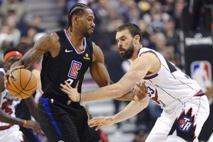 Leonard, vuelve a Toronto, anota 23 puntos y Clippers ganan