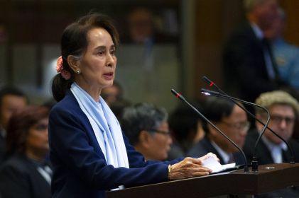Suu Kyi defiende al Ejército de Myanmar en caso de genocidio