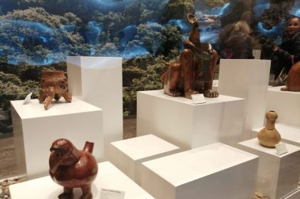 Estrena museo sala 'México Prehispánico Ing. Francisco Ybarra Domínguez'