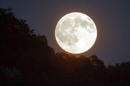 Hoy la última Luna llena del 2019