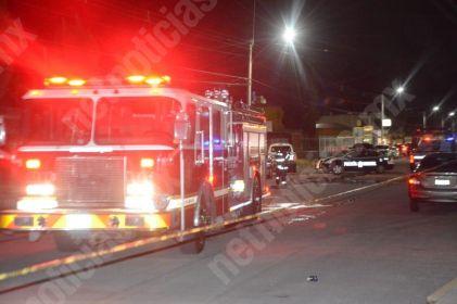 Calentón mal instalado provoca 'flamazo' y se incendia vivienda