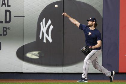 Gerrit Cole firma contrato récord con Yankees