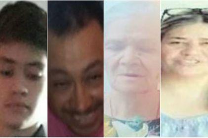 Desaparece familia en Ahumada