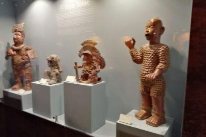 Visita la sala de México Prehispánico en el museo de El Chamizal