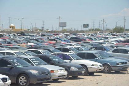 Rematará Municipio 241 autos