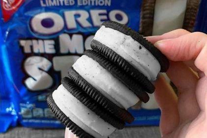 Oreo lanzará de nuevo sus galletas con mega-relleno de crema