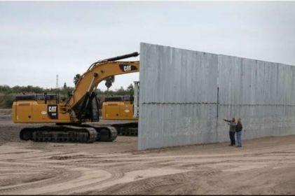 Investiga el Pentágono contrato de 400 mdd para el muro