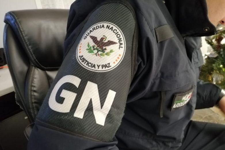 Guardia Nacional arresta a estadounidense buscado en Texas