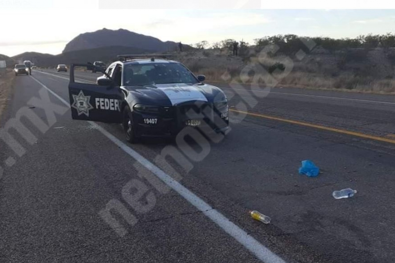 Matan a 2 agentes de la Guardia Nacional en vía a Ojinaga, confirma Fiscalía